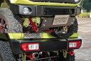【ジムニーJB64 】HB1stタイプSバンパーセット未塗装