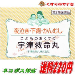 【ネコポス対応】宇津救命丸 119粒/【第2類医薬品】