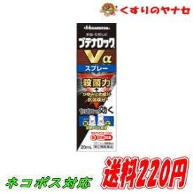 【ネコポス対応】久光製薬 ブテナロックVα スプレー 20ml/【指定第2類医薬品】