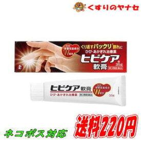 【ネコポス対応】池田模範堂 ヒビケア軟膏 35g /【第3類医薬品】