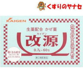 【宅急便コンパクト対応】カイゲン 改源 60包/【指定第2類医薬品】