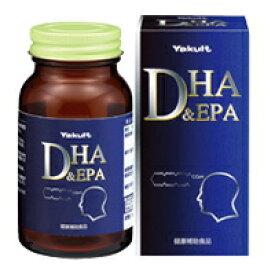 ヤクルトヘルスフーズ DHA&EPA 120粒