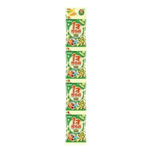 1才からのサッポロポテト つぶつぶベジタブル  【32g×10袋】(カルビー)【お菓子】