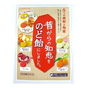 昔からの知恵のど飴 【100g×6袋】(扇雀飴本舗)【お菓子】