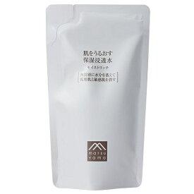 肌をうるおす 保湿浸透水 モイストリッチ 詰替用 【110ml】(松山油脂)【フェイスケア/敏感肌】