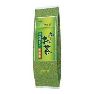 おーいお茶 宇治抹茶入り玄米茶【200g×5個】(伊藤園)【飲料/お茶】