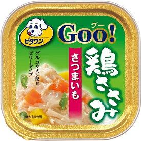 ビタワングー 鶏ささみさつまいも 【100g】(日本ペットフード)【ペットフード/ドッグフード】