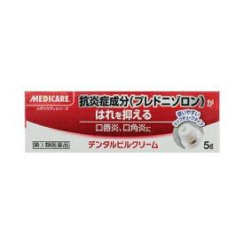 【第(2)類医薬品】デンタルピルクリーム 【5g】(森下仁丹)