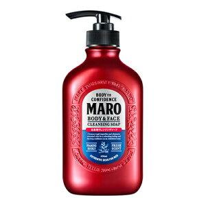 【数量限定】MARO(マーロ) 全身用クレンジングソープ【450ml】(ストーリア) 【MEN'S】【ボディケア/ボディソープ】