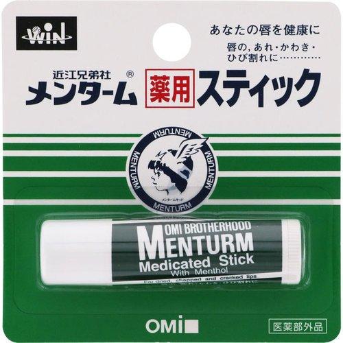 メンターム薬用スティックレギュラ WIN【5g】(近江兄弟社)