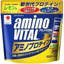 アミノバイタル アミノプロテイン レモン味 【30本入】(味の素)