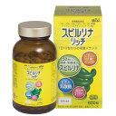 スピルリナリッチ 【600粒】(DICライフテック)【生活習慣病改善/緑黄食食品】