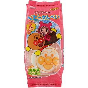 アンパンマンのべビーせんべい 【14枚入×12個】(栗山米菓)【お菓子】