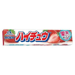 ハイチュウ ストロベリー 【12粒入り×12個セット】(森永)