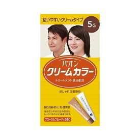 パオン クリームカラー 5G【40g+40g】(シュワルツコフヘンケル)【ヘアカラー/白髪染め】