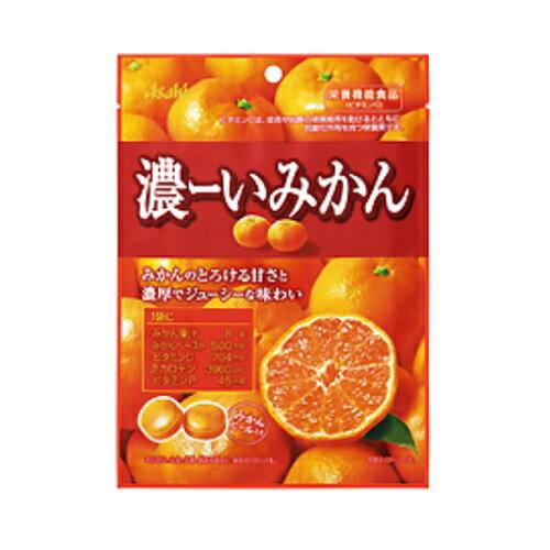 濃ーいみかん 【88g×6袋】(アサヒグループ食品)