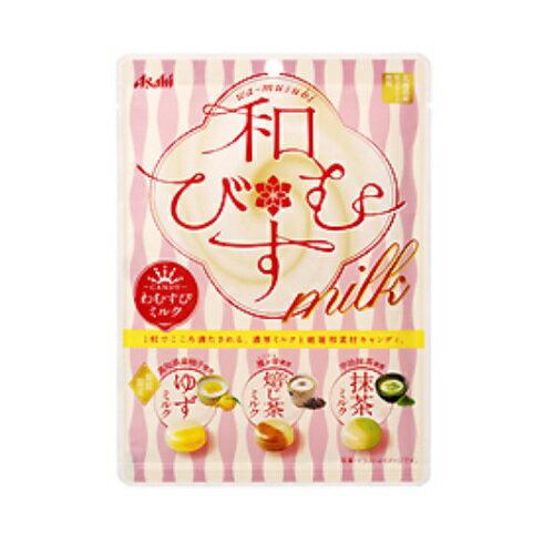 和むすびミルク 【84g×6袋】(アサヒグループ食品)
