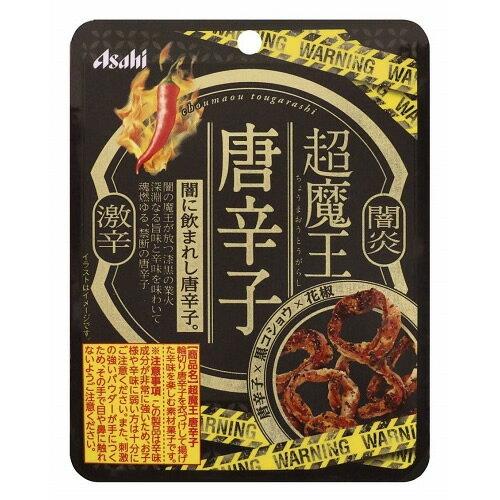 超魔王唐辛子 【12g×8個】(アサヒグループ食品)