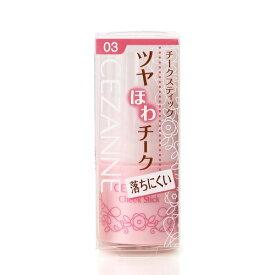 セザンヌ チークスティック 03 ローズ 【5g】(セザンヌ化粧品)