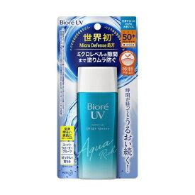 ビオレ UV アクアリッチ ウォータリージェル【90ml】(花王)【数量限定特価/期間特売】