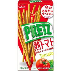 プリッツ 熟トマト 【60g×10個】(グリコ)