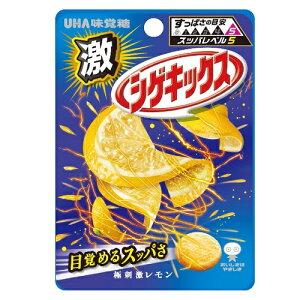 激シゲキックス 極刺激レモン 10袋