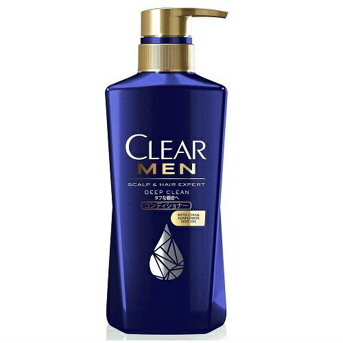 (取り寄せ商品納期1〜2週間)CLEAR(クリア) フォーメン ディープクリーン コンディショナー ポンプ 【350g】(ユニリーバ)【MEN'S】