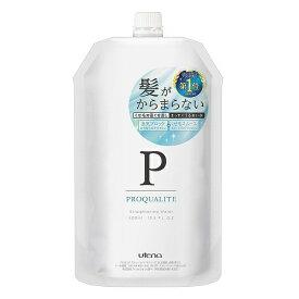 (取り寄せ商品 納期1〜2週間)プロカリテ まっすぐうるおい水 つめかえ用 【400ml】(ウテナ)【ヘアケア/くせ毛】