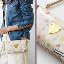 【ATAO】(アタオ)お財布の機能を備えたクラッチバッグにもなるお財布ポシェット(ウォレットバッグ)booboo luce(…