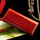 【FRUTTI】赤いハイヒールをイメージしたウォレットALBA Prima(アルバ プリマ)