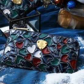 【ATAO】キャッシュレス時代のウォレット ATAO史上最薄財布●イタリア製レザー slimo happy vitro(スリモハッピーヴィトロ)クリスマス限定サイレントナイト アタオ レディース財布 意匠登録出願中(意願2020-18565 〜 74) 355-1505