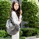 【cooga】 通勤する女性のための日本製上質リュック Matilda(マチルダ) A4バッグ