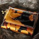 【FRUTTI】手のひらサイズの特注ミニ財布Mezzoメゾ極小財布 クラッチバッグ パーティー用 レディース 女性 レザー…