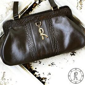 【ロベルタ】王妃も愛したロベルタクラシックを、デイリーに。Classico Black(クラシコ ブラック)バッグ ブランド レザー 革 女性 Giada Roberta di Camerino 日本製 ショルダー レディース クラシック フォーマル