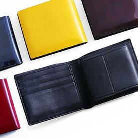 118833773244 【SLUR】エナメル二つ折り財布 Volante(ヴォランテ) 【8月8日頃