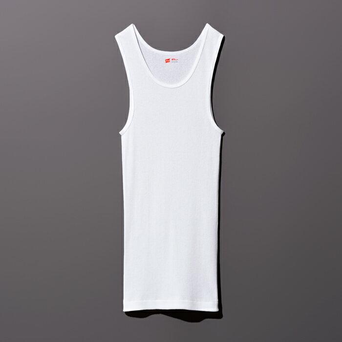 ヘインズ Hanes 公式ストア◆【2枚組】Aシャツ タンクトップ 17SS ヘインズ(HM2-K701)