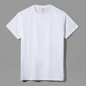 【公式】ヘインズ Hanes 日本製 MADE IN JAPAN Tシャツ Hanes プレミアムジャパンフィット クルーネックTシャツ 19FW【秋冬新作】PREMIUM Japan Fit(HM1-F001)