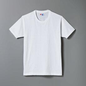【公式】ヘインズ【30%OFF】◆Hanes ジャパンフィット ブルーパック【2枚組】クルーネックTシャツ Japan Fit (H5210)★セール品のため商品不備以外 返品交換不可