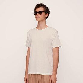 【公式】ヘインズ Hanes クルーネックTシャツ 19FW【秋冬新作】 Hanes colors (HM1-P101)