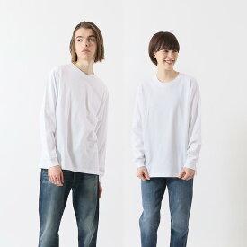 【公式】ヘインズ Hanes ビーフィー コットン 100% (綿100%) ロングスリーブ Tシャツ BEEFY-T 下着 インナー (H5186)