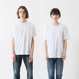 【公式】ヘインズ Hanes Tシャツ ビーフィー◆コットン 100% (綿100%) ポケットTシャツ BEEFY-T (H5190)