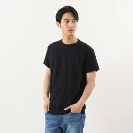 【公式】ヘインズ Hanes 日本製 MADE IN JAPAN Tシャツ Hanes プレミアムジャパンフィット クルーネックTシャツ 21SS【春夏新作】 PREMIUM Japan Fit(HM1-F001)