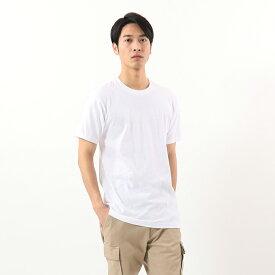 【公式】ヘインズ Hanes【3枚組】アカラベルクルーネックTシャツ 21SS【春夏新作】 赤パック ヘインズ(HM2135G)