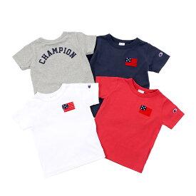 【公式】チャンピオン Champion キッズ Tシャツ 20SS 【春夏新作】(CS6466)