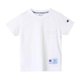 【公式】チャンピオン Champion キッズ ビッグCロゴTシャツ 20SS 【春夏新作】(CS6512)