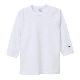 【公式】チャンピオン Champion ティーテンイレブン ラグラン3/4スリーブTシャツ 21SS MADE IN USA(C5-P404)
