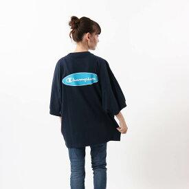 【公式】チャンピオン【30%OFFセール】Champion ウィメンズ ビッグTシャツ (CW-R304)★セール品は商品不備以外 返品交換不可