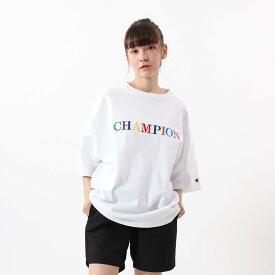 【公式】チャンピオン【50%OFFセール】Champion ウィメンズ ビッグTシャツ (CW-R309)★セール品は商品不備以外 返品交換不可