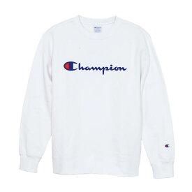 【公式】チャンピオン【50%OFFセール】Champion クルーネックスウェットシャツ ベーシック アメカジ (C3-H004)★セール品は商品不備以外 返品交換不可