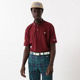 【公式】チャンピオン Champion ゴルフ ポロシャツ 20SS【春夏新作】GOLF(C3-RG309)